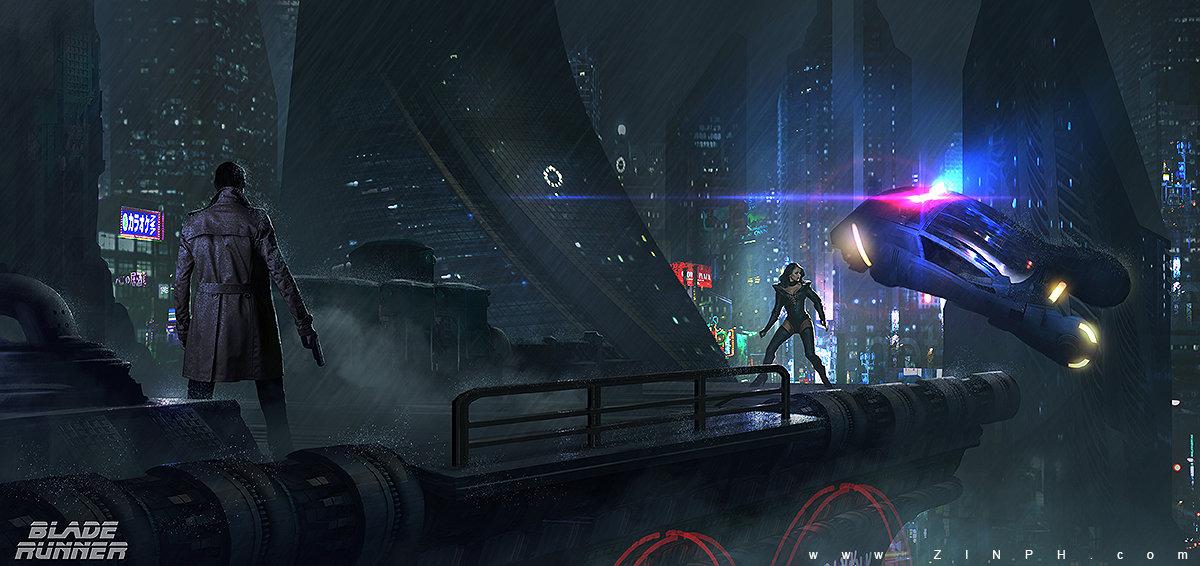 دانلود آرت بوک Blade Runner 2049
