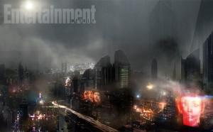 Blade Runner sequel concept